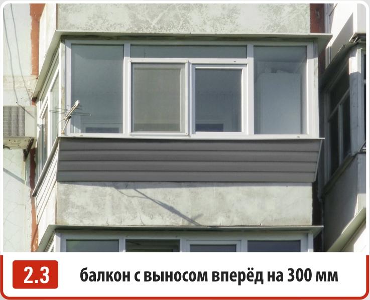 Балконы, лоджии, эркеры - инхорт.