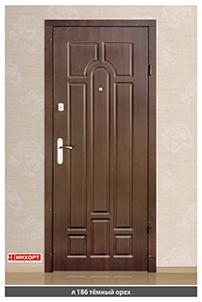 металлические двери для коттеджа одинцово